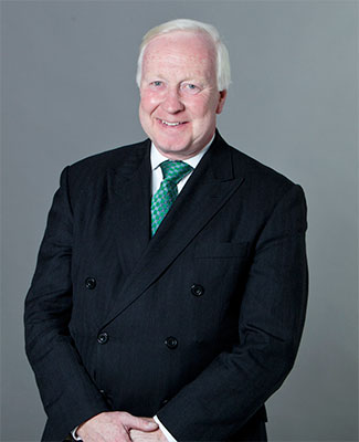 Dermot Main Thompson Family Law Barrister - Childrens Law